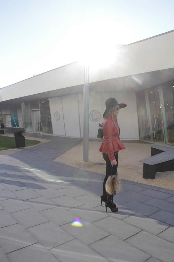Fashion Valley con Cristina Lodi