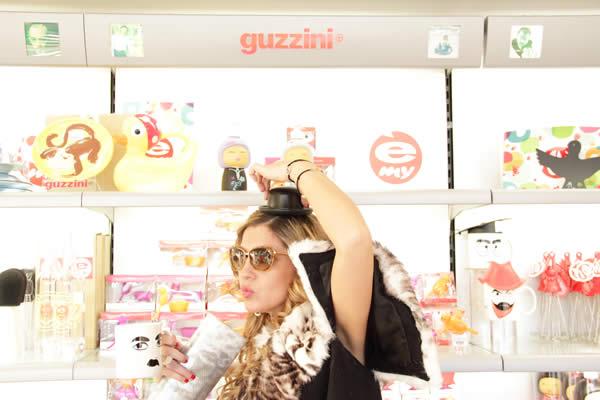 Cristina per Guzzini