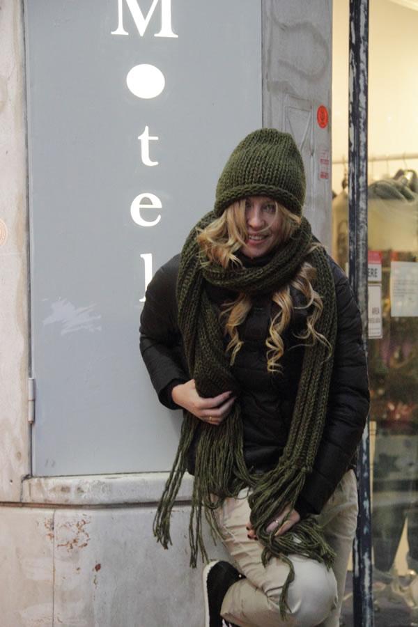 La Fashion Blogger Cristina Lodi per Motel