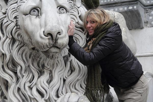 La Fashion Blogger Cristina Lodi nella sua città Genova
