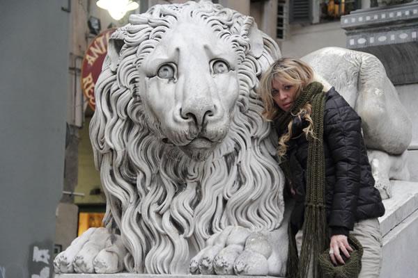 La Fashion Blogger Cristina Lodi a Genova