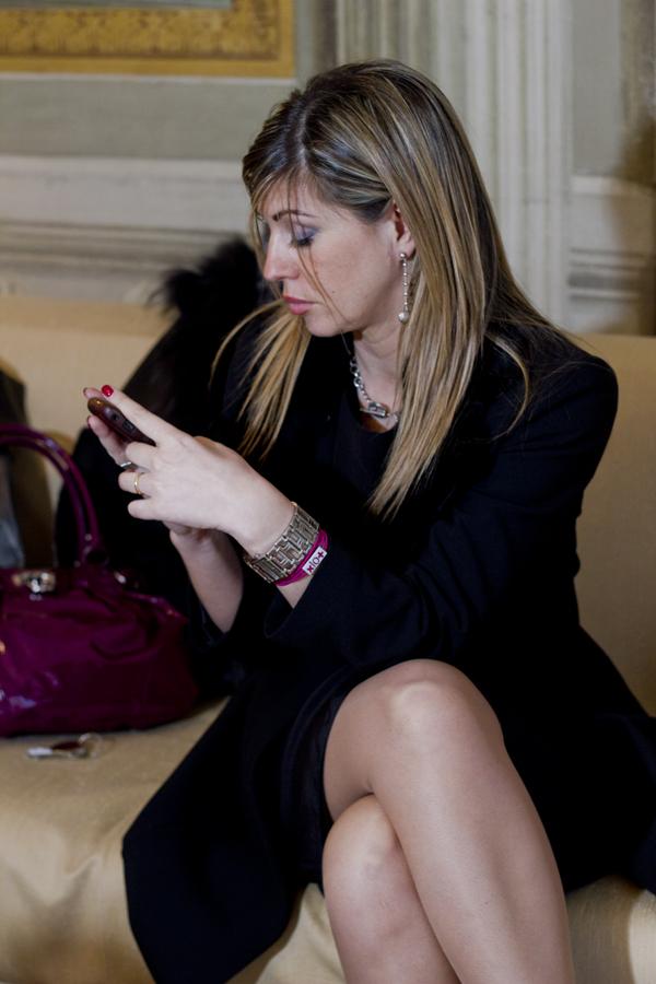 Cristina Lodi a San Valentino al Palazzo Galletti