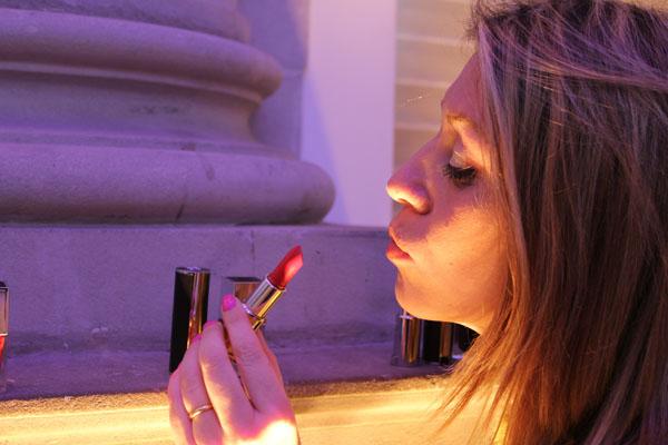 La Fashion Blogger Cristina Lodi e Le Rouge Givenchy