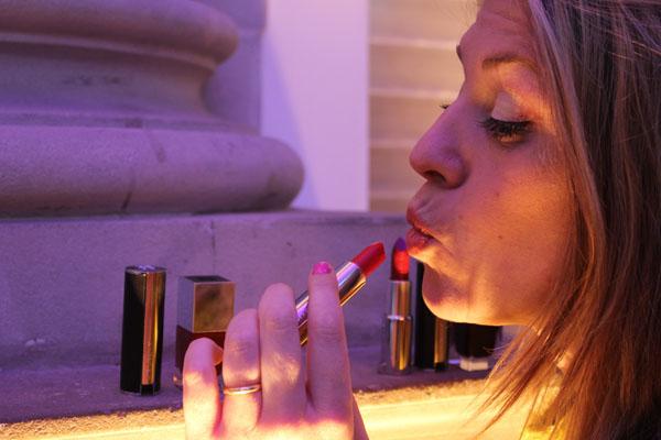 La Fashion Blogger Cristina Lodi & Le Rouge Givenchy