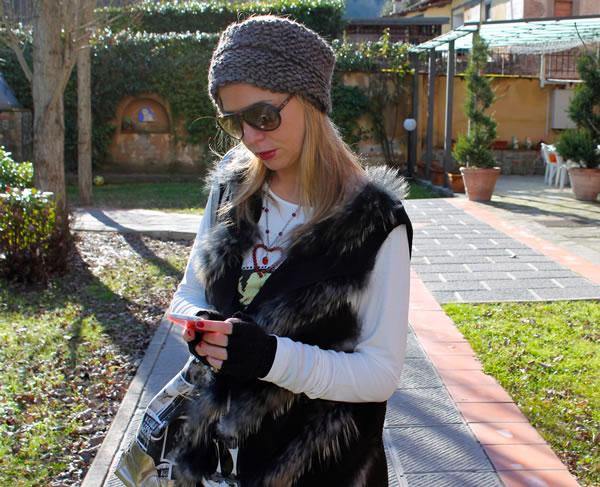 Cristina di 2 Fashion Sisters