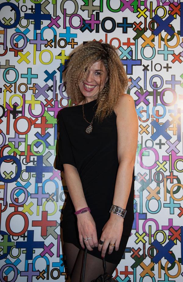 La Fashion blogger Cristina Lodi cn xlo+