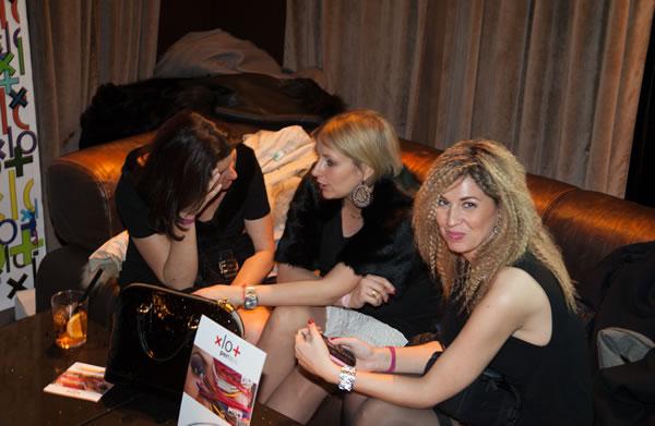 Cristina Lodi all'11clubroom
