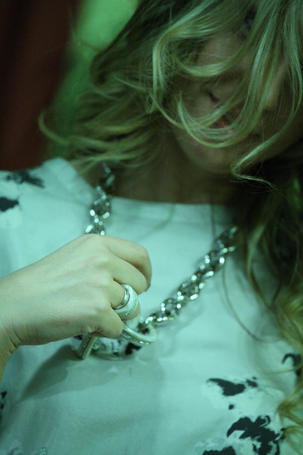 La Fashion Blogger Cristina Lodi per Ikonika