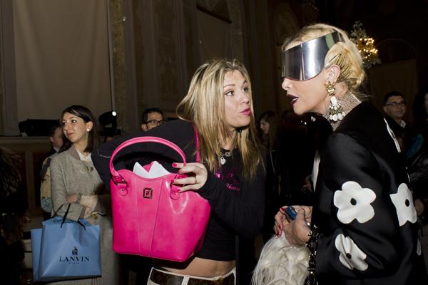 Cristina Lodi allo Sweet Party a Palazzo Re Enzo Bologna
