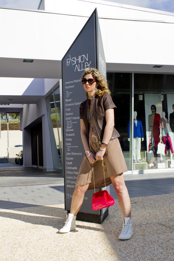 Cristina Lodi in Fashion Valley