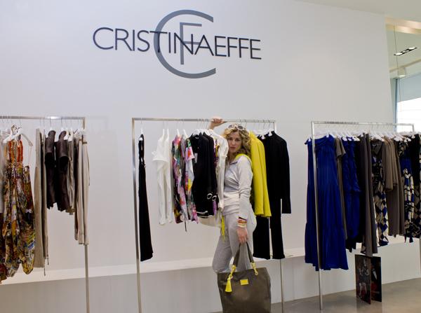 Cristina Lodi per CristinaEffe