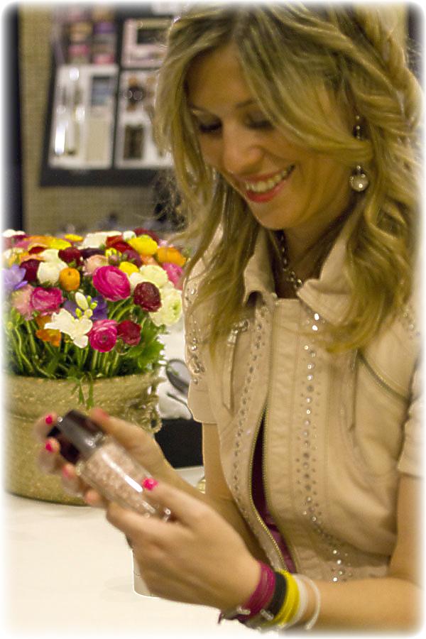 La Fashion Blogger Cristina Lodi da Guerlain