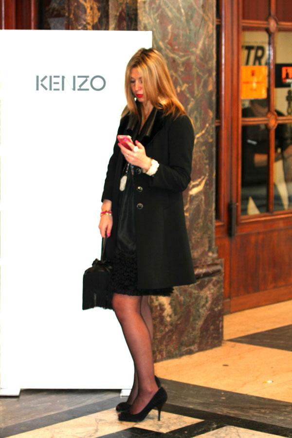 La Fashion Blogger Cristina Lodi per Kenzo