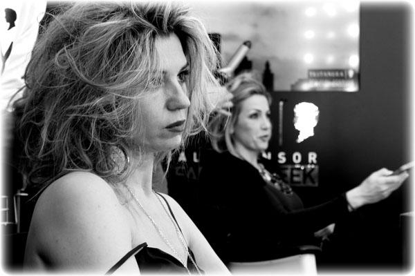 Cristina Lodi e Francesca Senette