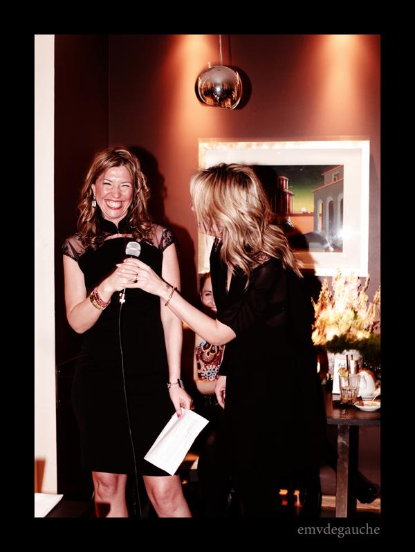 La Fashion Blogger  genovese Cristina Lodi con Alice Montini