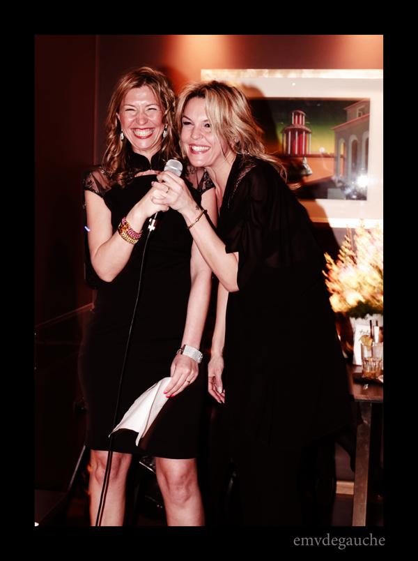 La Fashion Blogger Cristina Lodi con Alice Montini