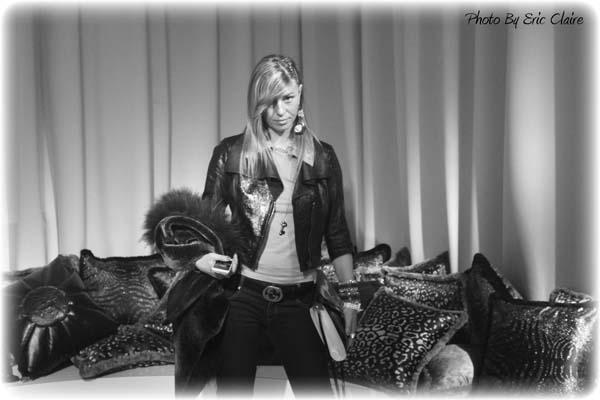 La Blogger Cristina Lodi ospite da Versace Home