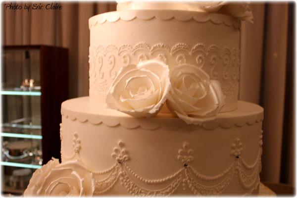 La torta della Pasticceria Ramperti