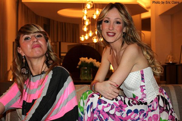 La Fashion Blogger Cristina Lodi e Silvia Slitti