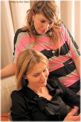 La Fashion Blogger Cristina Lodi e Marian Bronco