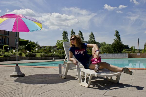 La Fashion Blogger Cristina Lodi al MsnRelais Carresi