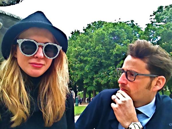 Chiara Lodi e Francesco Russo