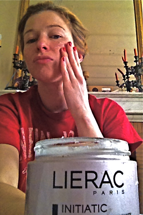 La Blogger Chiara Lodi usa Lierac