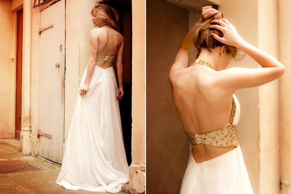 Chiara Lodi per Anahid Sïnsek Couture