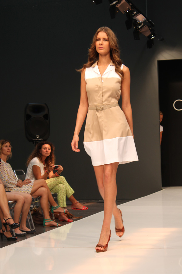 Sfilata CristinaEffe S/S 2014