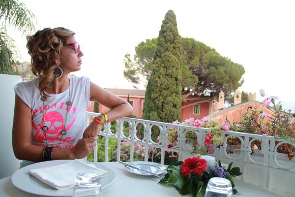 La Fashion Blogger Cristina Lodi a La Giara
