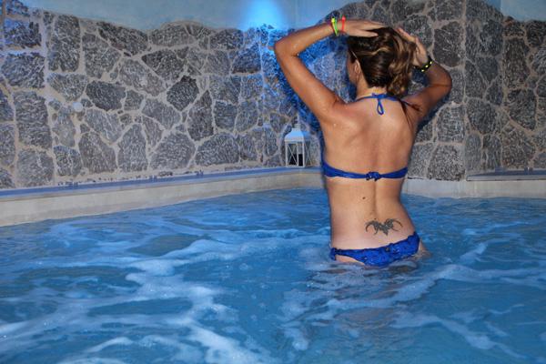 Cristina da Bellezza & Benessere a Taormina