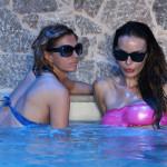La Fashion Blogger Cristina Lodi e Nina Moric