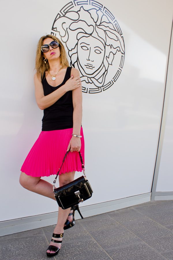 Cristina Lodi da Versace