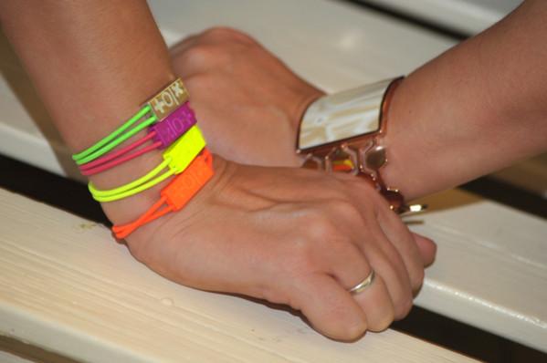 Cristina di 2 Fashion Sisters con xlo+ e Ikonika