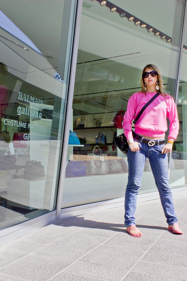 La Fashion Blogger Cristina Lodi