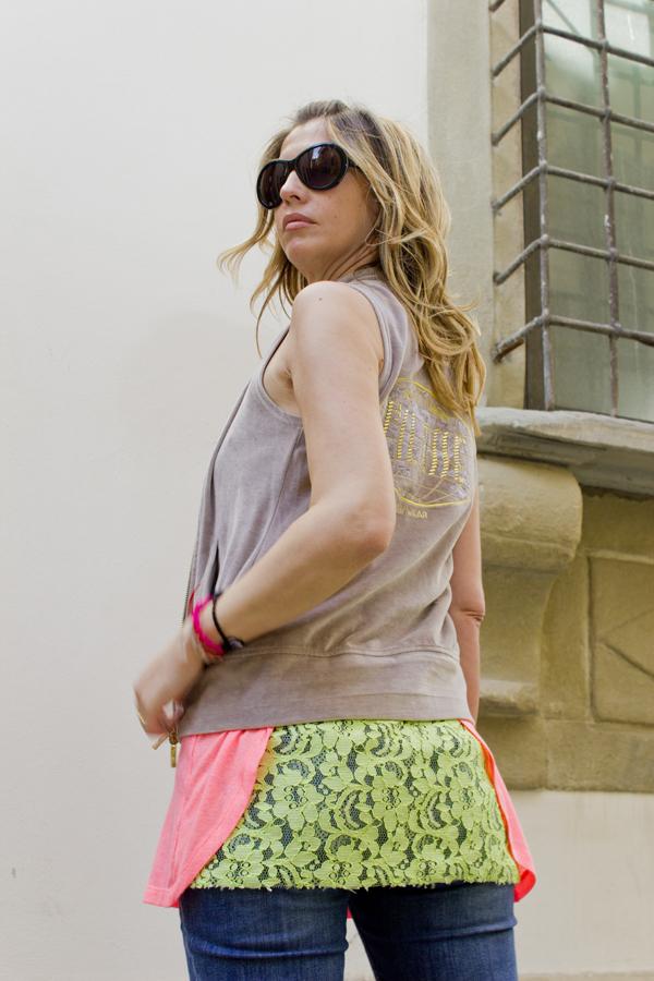 2 Fashion Sisters - CristinaEffe e Alviero Martini 1 Classe
