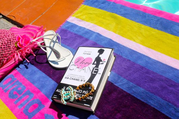 2 fashion sisters | I love Chanel | book | mimi creations | Arena | LORIBLU