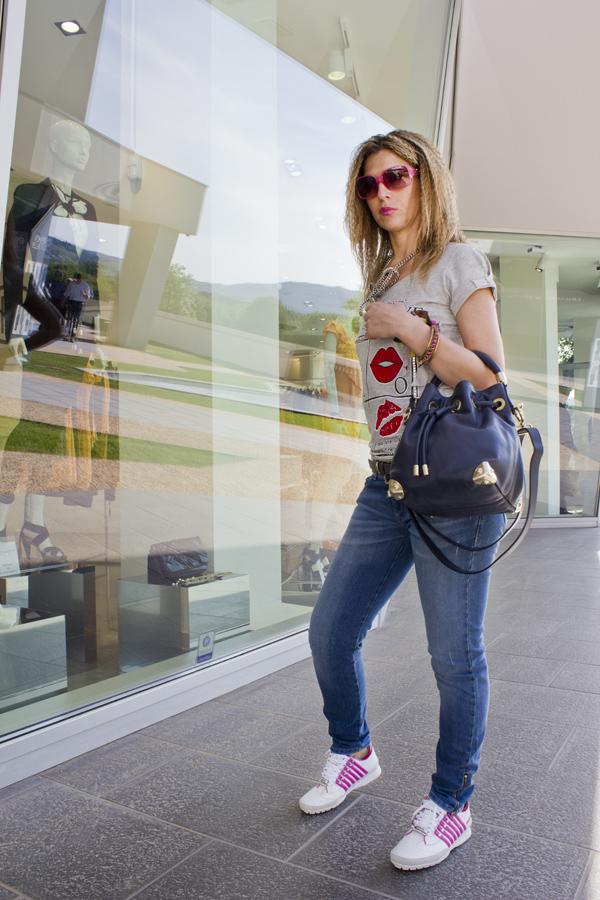 Cristina Lodi di 2 Fashion Sisters