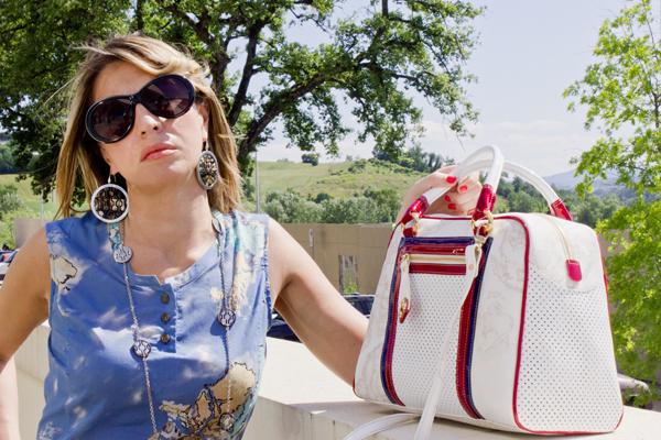 Cristina Lodi | Alviero Martini 1 Classe | 2 Fashion Sisters | Ikonika for Zoppini | Fashion Valley