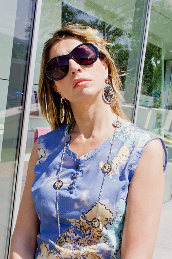 Cristina Lodi | Alviero Martini 1 Classe | 2 Fashion Sisters | Ikonika for Zoppini