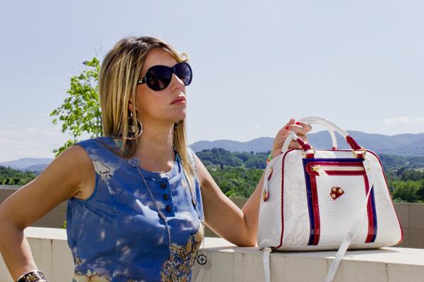 Cristina Lodi | Alviero Martini 1 Classe | 2 Fashion Sisters