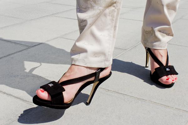 Gianfranco Ferré | 2 Fashion Sisters