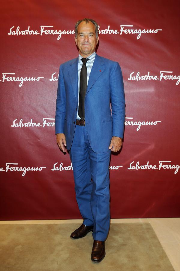 Salvatore Ferragamo, Boutique Opening, Leonardo Ferragamo