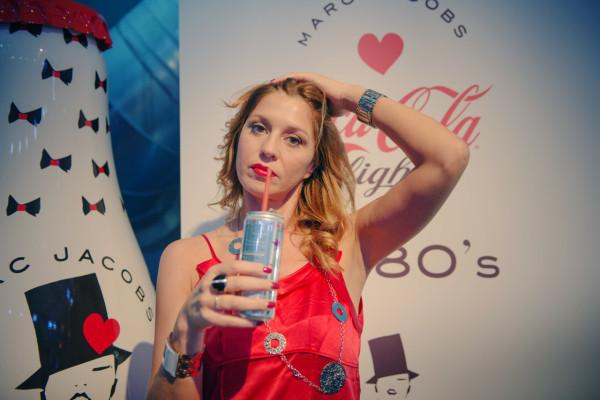 Cristina Lodi, fashion blog ,coca cola, Coca-Cola Light by Marc Jacobs