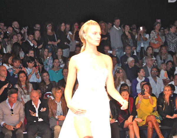 mfw, fashion blog, ermanno scervino, cristina lodi, 2 fashion sisters