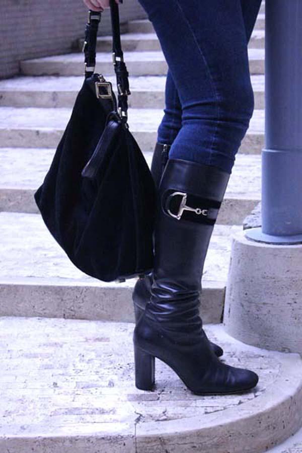 pollini, gucci, cristinaeffe, 2 fashion sisters, outfit, i migliori fashion blogger italiani, cristina lodi