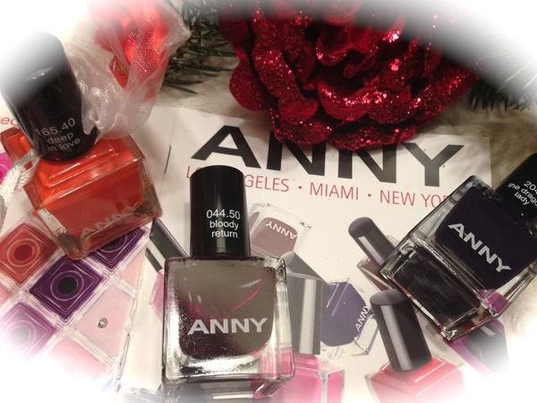 ANNY | 2 fashion sisters | nails | Douglas | smalto