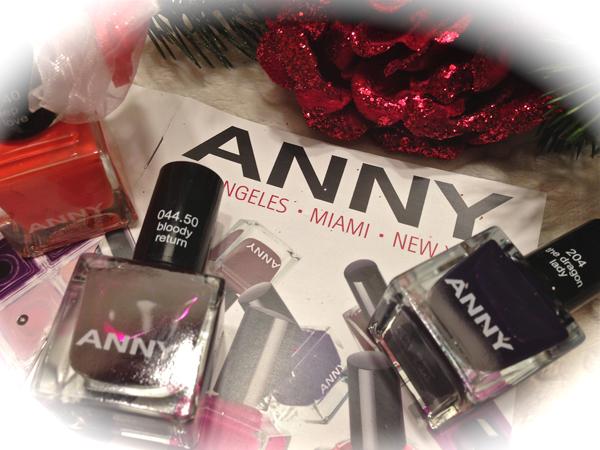 natale | smalto | ANNY | 2 fashion sisters | nails | Douglas