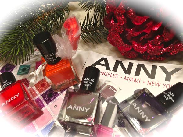 smalto | ANNY | 2 fashion sisters | nails | Douglas  | fashion blogger | natale
