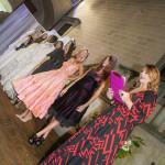 cristina lodi, 2 fashion sisters, sfilata, Contrabbando Unchained